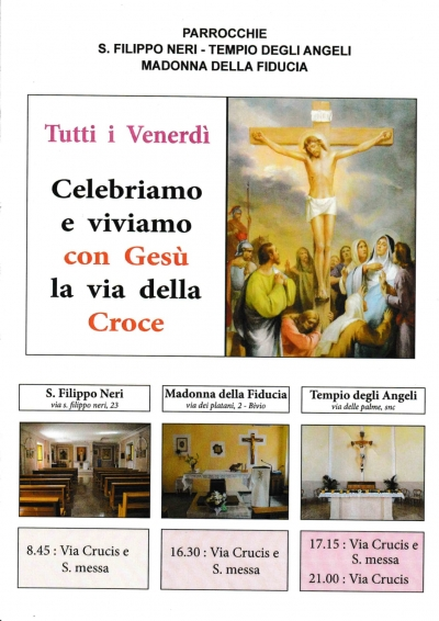 TEMPO QUARESIMALE - VIA CRUCIS
